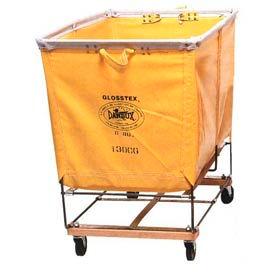 Dandux Yellow Glosstex Elevated Basket Bulk Truck 400130CG06 6 Bushel Capacity