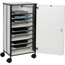 Balt® Mobile Laptop Storage & Charging Station for 10 Computers