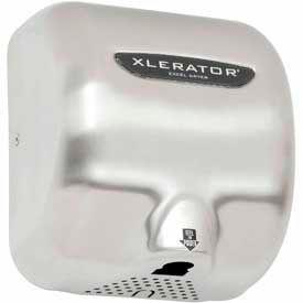 Xlerator® Hand Dryer  - Brush Stainless Steel Cover 220/240V - XL-SB-220