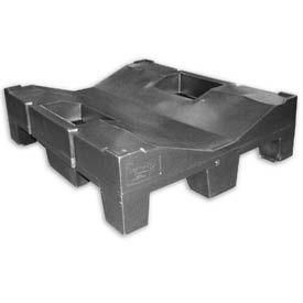 Plastic Pallet 30x36x9-1/4 1000 Lbs. Capacity