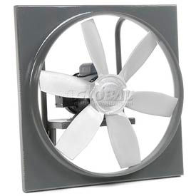 """20"""" Totally Enclosed High Pressure Exhaust Fan - 3 Phase 1/4 HP"""