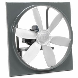 "24"" Totally Enclosed High Pressure Exhaust Fan - 3 Phase 1/4 HP"