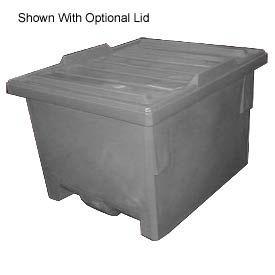Bayhead KP-50-GRAY Nesting Pallet Container 50x40x33 1000 Lb Cap. Gray