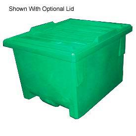 Bayhead KP-50-GREEN Nesting Pallet Container 50x40x33 1000 Lb Cap. Green