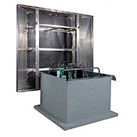 "42"" 3hp Hooded Roof Supply Ventilator 3 Phase"