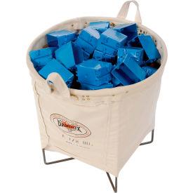 All Purpose Canvas Basket 1.25 Bushel