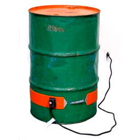 Drum Heater for 15 Gallon Steel Drum - 115V, 700W