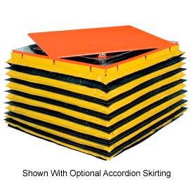 PrestoLifts™ Air Bag Pneumatic Scissor Lift & Turntable AXR20-4848 2000 Lb