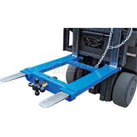 """Vestil Forklift Tow Base HOOK-BASE-32 for 36""""L Forks 4000 Lb. Capacity"""