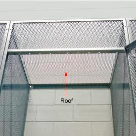 Hallowell 4803636PL Bulk Tenant Storage Locker Top 36x36