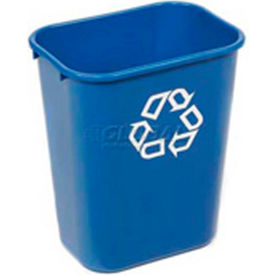 Rubbermaid® Deskside Paper Recycling Container - 41-1/4 Qt