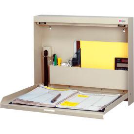 Datum Wallwrite Fold-up Desk-Non-Locking / BONE / WHITE