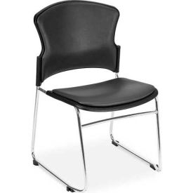 Multiuse Vinyl Seat & Back Stacker - Charcoal