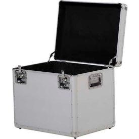 """Vestil CASE-L Aluminum Storage Case Large 24"""" x 18"""" x 20"""""""