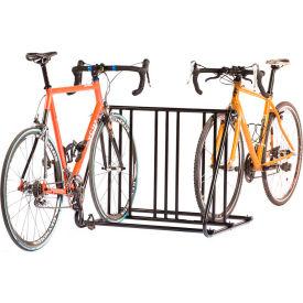 Bike Fixation Lite Bike Storage- 6 Bike Double Sided
