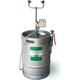Guardian Equipment Pressurized 15 Gallon Eyewash/Drench Hose Unit, G1562