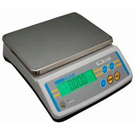 """Adam Equipment LBK12a Digital Parts Counting Scale 12lb x 0.002lb 9-13/16"""" x 7-1/8"""" Platform"""