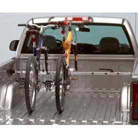 Bike Fixation Trunk Bed 2 Bike Carrier, Fork Mount Add On Needed