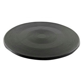 "Manual 18"" Diameter Turntable 7/8"" H 1000 Lb. Capacity"