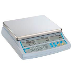 Adam Equipment CBC16a Digital Bench Counting Scale W/ RS-232 16lb x 0.0005lb