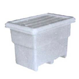 FDA Multi-Tote with Lid 41-1/4 x 27-3/4 x 30-1/4 844 lb Capacity Natural