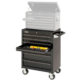 "Homak 27"" Professional Series 7 Drawer Rolling Cabinet"