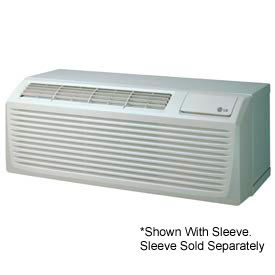 LG Packaged Terminal Air Conditioner LP153CDUC Elec. Heat 15000 BTU Cool, 6200 BTU Heat, 208/230V