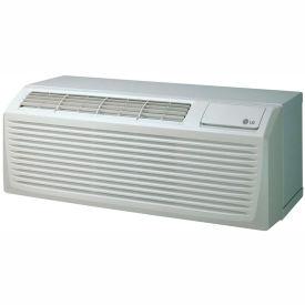 LG Packaged Terminal Air Conditioner LP073HDUC Heat Pump 7000 BTU Cool, 6200 BTU Heat, 208/230V