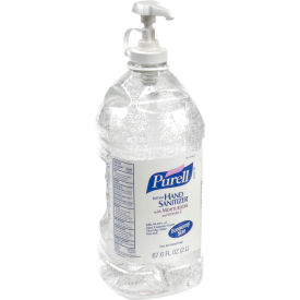 Purell Pump Bottle Hand Sanitizer 2 Liters 9625-04