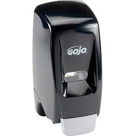 GOJO 800 Series Dispenser - 800 mL Black 9033-12