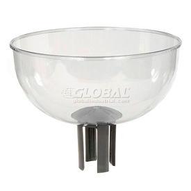 Tensabarrier Merchandising Bowl with Adapter