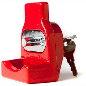 Aluminum Air Brake Glad Hand Lock Keyed Different
