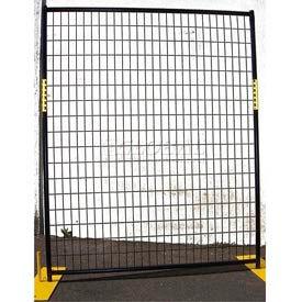 Welded Wire Powder Coat Fence - 8 Panel Kit