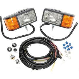 Halogen Sealed Beam Snowplow Light Kit - 1311005