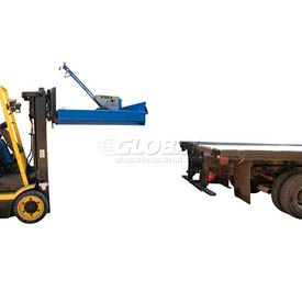 Vestil Forklift Loading Platform Attachment FTLP-5454 2000 Lb. Capacity