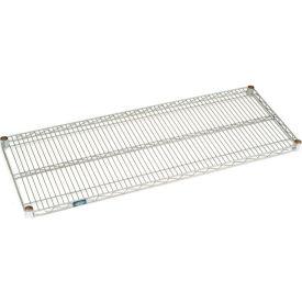 Nexel® Stainless Steel Wire Shelf 36 x 18 with Clips