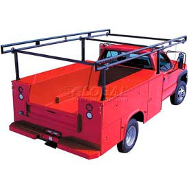 Extra Cross-Rail for Service Body Truck Ladder & Cargo Rack