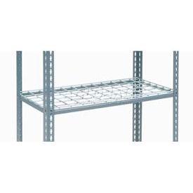 "Additional Shelf Level Boltless Wire Deck 36""W x 12""D"
