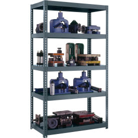 High Capacity Boltless Shelving 48x18x84