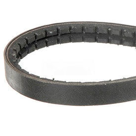 V-Belt, 90 In., 2GB5VX900, Banded Raw Edge Cogged