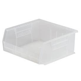 "Akro-Mils AkroBin® Plastic Stacking Bin 30250SCLAR - 16-1/2""W x 14-3/4""D x 7""H Clear - Pkg Qty 6"