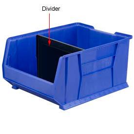 Akro-Mils Width Divider 41289 For 30289 Stacking Bin,  Price Per Pkg of 2
