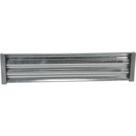 Galvanized Structural Guard Rail 6 Ft. Drop-in Style