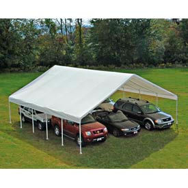 "Shelterlogic Ultra Max™ Canopy 27774, 30'W X 50'L, 2-3/8"" Frame, White"