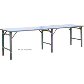 "456"" Long x 30"" Wide Folding Table"