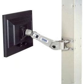 Flat Panel Monitor Arm - Beige