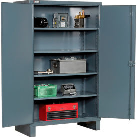 Heavy Duty 12 Gauge Storage Cabinet 48x24x78