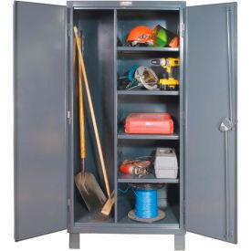 Durham Heavy Duty Maintenance Storage Cabinet HDJC243678-4S95 - 12 Gauge 36x24x78
