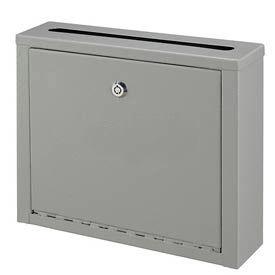 "Inter-Office Mailbox Small 12""W x 3"" D x 10"" H"
