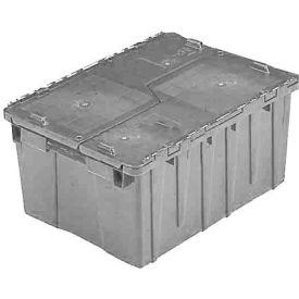 ORBIS Flipak® Distribution Container FP06 - 15-3/16 x 10-7/8 x 9-11/16 Gray - Pkg Qty 6